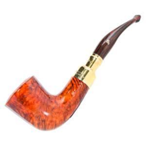 Peterson Christmas Gold Spigot New Smoking Pipe