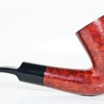 Ser Jacopo Modica Coral Dot 1/2 Bent Smoking Pipe