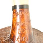 Cornelius Maenz Smoking Pipe Rare Bamboo Freehand