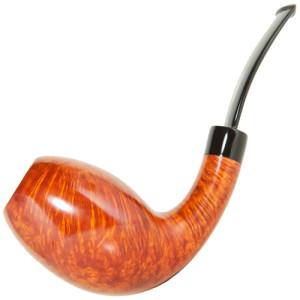 Manuel Shaabi Smoking Pipe Hand Cut Big Cobra Freehand