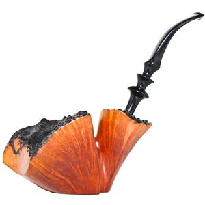 S. Bang A Grade Large Freehand Sitter Smoking Pipe
