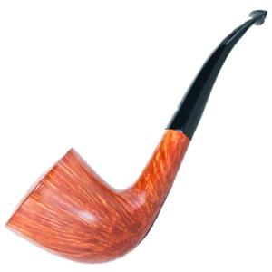 Baldo Baldi Bent Dublin Freehand Smoking Pipe