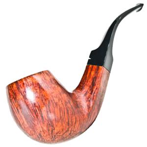 Baldo Baldi Large 1/2 Bent Freehand Smoking Pipe