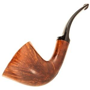 Baldo Baldi Large Bent Dublin Freehand Smoking Pipe